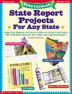 Spectacular State Report Projects For Any State!