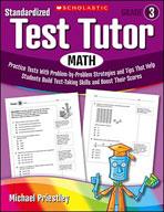 Standardized Test Tutor: Math (Grade 3) (Enhanced eBook)