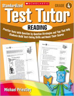 Standardized Test Tutor: Reading (Grade 4) (Enhanced eBook)