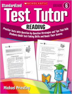 Standardized Test Tutor: Reading (Grade 6) (Enhanced eBook)