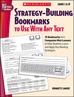 Strategy-Building Bookmarks to Use With Any Text
