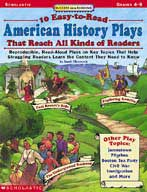 Success With Reading: 10 Easy-to-Read American History Pla