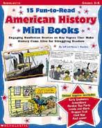 Success With Reading: 15 Fun-to-Read American History Mini-Books