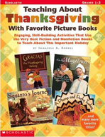 Teaching About Thanksgiving With Favorite Picture Books (E