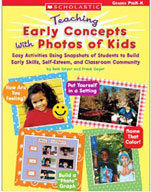 Teaching Early Concepts With Photos of Kids (Enhanced eBook)