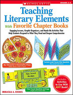 Teaching Literary Elements With Favorite Chapter Books