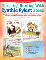 Teaching Reading With Cynthia Rylant Books