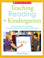 Teaching Reading in Kindergarten (Enhanced eBook)