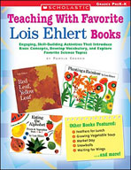 Teaching With Favorite Lois Ehlert Books (Enhanced eBook)
