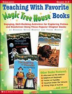 Teaching With Favorite Magic Tree House Books
