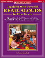 Teaching With Favorite Read-Alouds in First Grade (Enhance