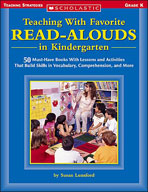 Teaching With Favorite Read-Alouds in Kindergarten (Enhanc