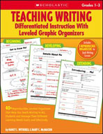 Teaching Writing: Differentiated Instruction With Leveled