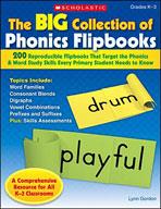 The Big Collection of Phonics Flipbooks