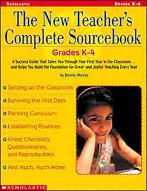 The New Teacher's Complete Sourcebook