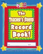 The Teacher's Friend Record Book (Enhanced eBook)