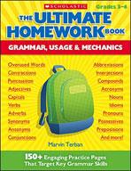 The Ultimate Homework Book: Grammar, Usage and Mechanics (