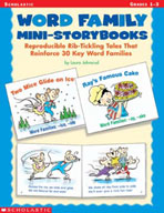 Word Family Mini-Storybooks (Enhanced eBook)