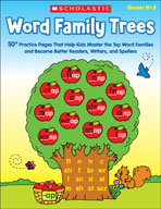 Word Family Trees (Enhanced eBook)
