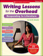 Writing Lessons for the Overhead: Responding to Literature