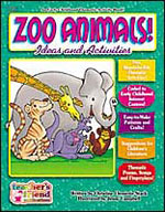 Zoo Animals Early Childhood Thematic Books