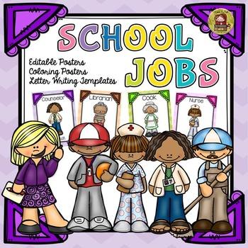 SCHOOL JOBS/WORKERS {SCHOOL COMMUNITY} BACK TO SCHOOL