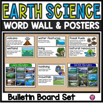 RENEWABLE and NONRENEWABLE RESOURCES POSTERS and ILLUSTRAT