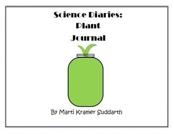 SCIENCE DIARIES:  Plant Journal