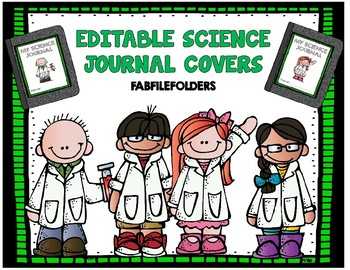 SCIENCE JOURNAL COVERS