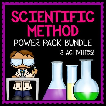 Scientific Method Activity Bundle