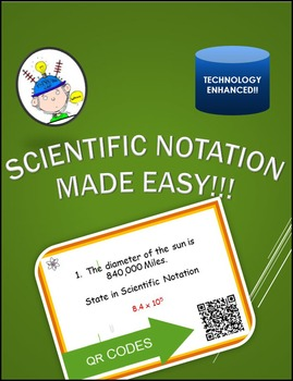 SCIENTIFIC NOTATION MADE EASY!