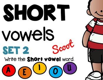 FREEBIE! Short Vowels Set 2