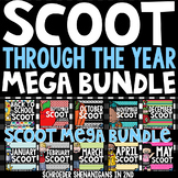 SCOOT THROUGH THE YEAR - *GROWING* MEGA BUNDLE
