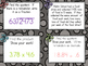 SCOOT - Whole Numbers & Decimals (Common Core Aligned)
