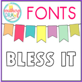 SD Bless It Font