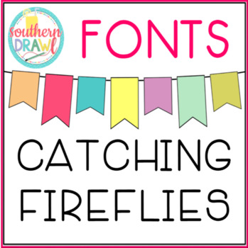 SD Catching Fireflies Font