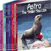 Marine Animals Set (Spanish Edition)