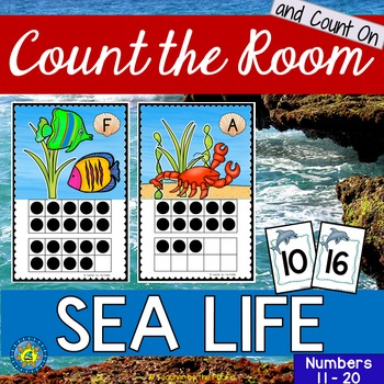 SEA LIFE Count the Room and Count On