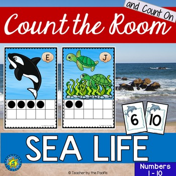 SEA LIFE Math Center: Count the Room 1 - 10