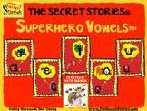 SECRET STORIES® Superhero Vowels™ Phonics Secret!