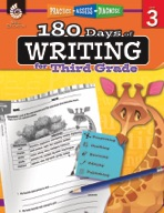 180 Days of Writing for Third Grade