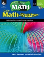 Daily Math Stretches: Levels 3-5