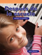 Después de la escuela (After School) (Spanish Version)