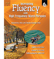 Increasing Fluency with High Frequency Word Phrases: Grade 2