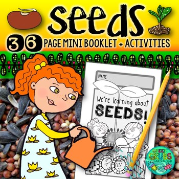 SEEDS! {Fun activities to support your learning about plan