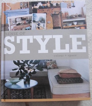 SENSE OF STYLE Colour + Space Interior Design Book Shannon