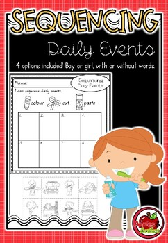 Sequencing Daily Events