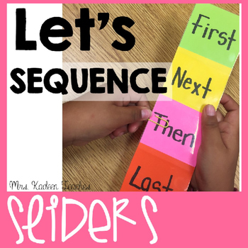 SEQUENCING SLIDERS-FREE