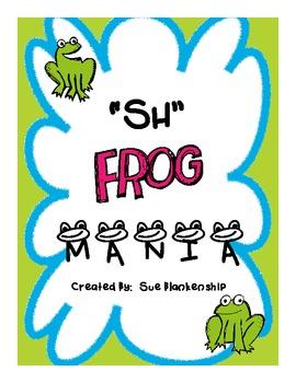 """SH"" Frog Mania"