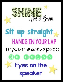 SHINE like a Star (Poster and Management System)